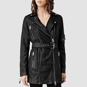 AllSaints Asker biker jacket